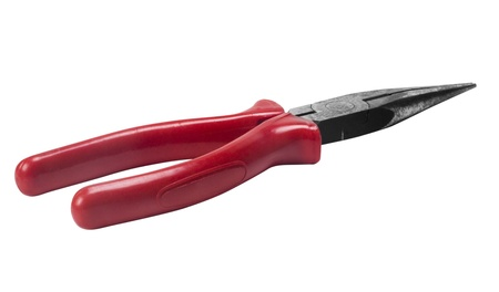 resourceful: Close-up of pliers