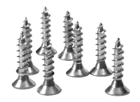 Close-up of screws Reklamní fotografie