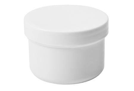 Close-up of a jar of moisturizer Reklamní fotografie