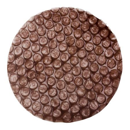 cookie chocolat: Close-up d'un biscuit au chocolat