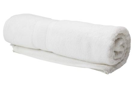 Gros plan sur une serviette Banque d'images - 10235518
