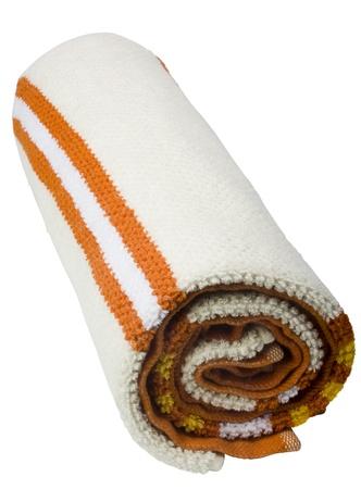 Close-up of a towel photo
