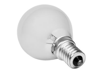 Close-up of an energy efficient lightbulb photo