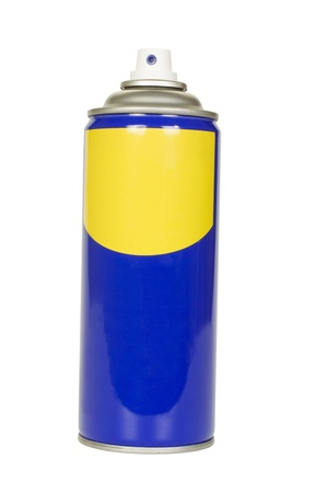Close-up of an aerosol can Stock Photo - 10253033