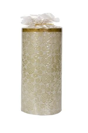 showpiece: Close-up of a showpiece candle
