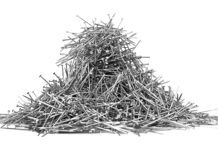 heap: Heap of straight pins