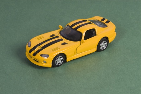 toy car: Close-up of a toy car