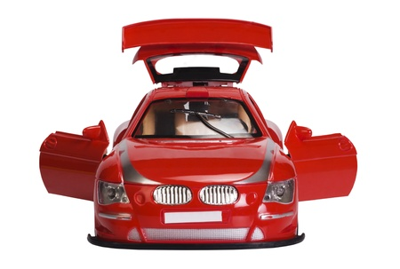 Close-up of a remote controlled toy car Stock Photo - 10236570