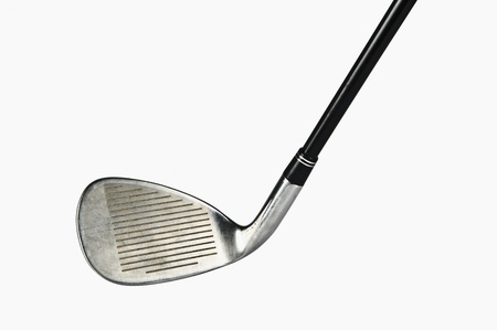 Close-up of a golf club Imagens