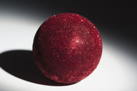 showpiece: Close-up of a decorative ball Stock Photo
