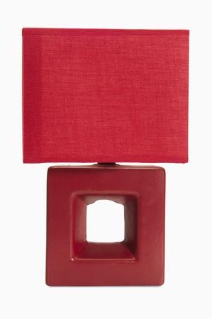 lampekap: Close-up van een lampenkap