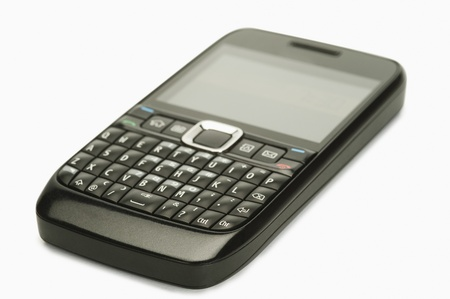 Close-up of a mobile phone