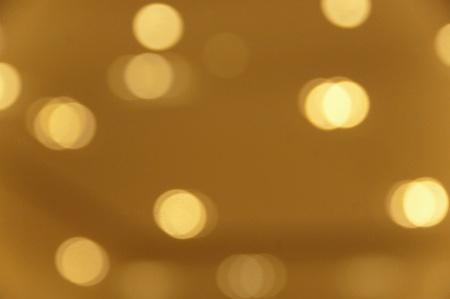 illuminated: Defocused view of illuminated lights