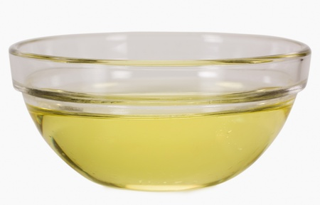 cooking oil: Close-up of cooking oil in a bowl