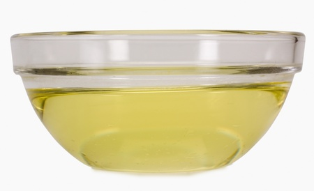 Close-up of cooking oil in a bowl