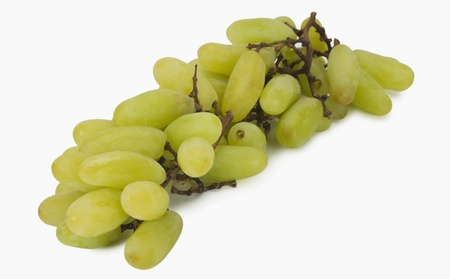 Close-up of a bunch of grapes Stock Photo