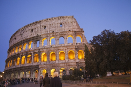 lazio: Amphitheater, Colosseum, Rome, Lazio, Italy