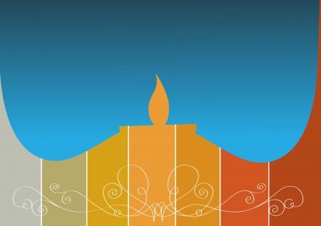 lampa naftowa: Diwali lampy naftowej wyizolowanych na kolorowym tle