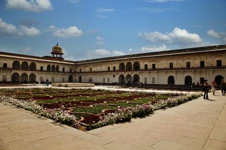 uttar pradesh: Anguri Bagh at Agra Fort, Agra, Uttar Pradesh, India
