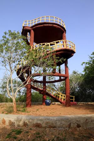 andhra: Kambala Konda Eco Tourism Park, Majjisrinath, Vishakhapatnam, Andhra Pradesh, India Editorial