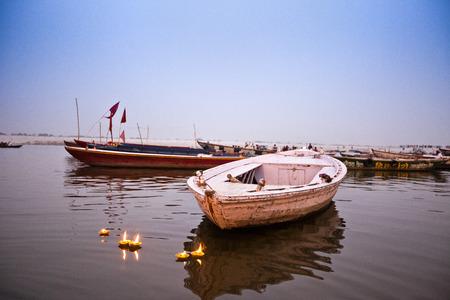 pradesh: Rajendra Ghat, Varansi, Uttar Pradesh, India
