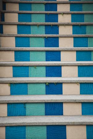 Schritte eines Hauses, Ravello, Amalfiküste, Salerno, Kampanien, Italien Standard-Bild - 33377351