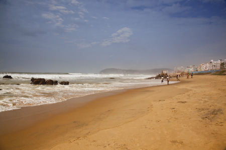andhra: Surf on the beach, Visakhapatnam, Andhra Pradesh, India