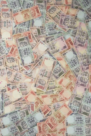rupees: Variations of Indian Rupees