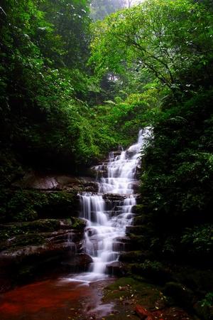 Water fall,Guizhou Province,China Stock Photo - 11874737