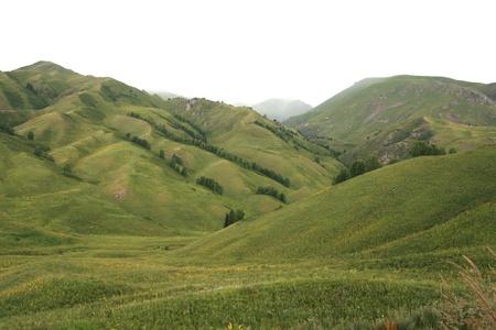 xinjiang: Xiaerxili, Xinjiang Province, China