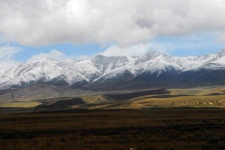 jokul: Qinghai Province,China