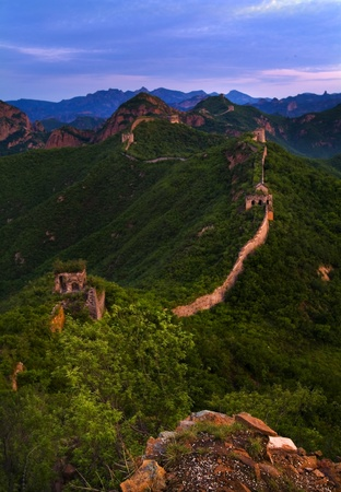 hebei province: Hebei Province Stock Photo