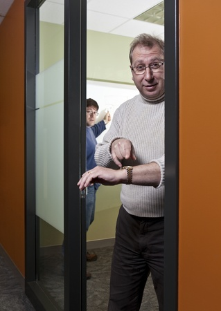 appraising: You`re late for the meeting