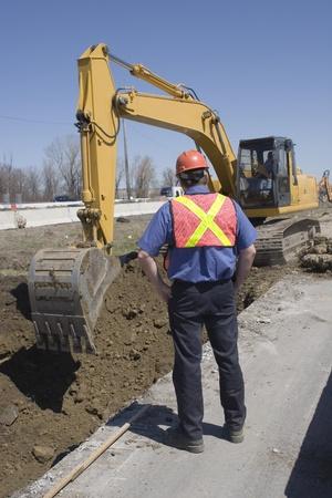 werk: Wegenbouw