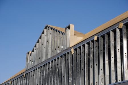 Construction commerciale  Banque d'images