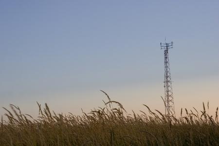携帯通信塔