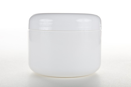 jar: Closed Cream Jar