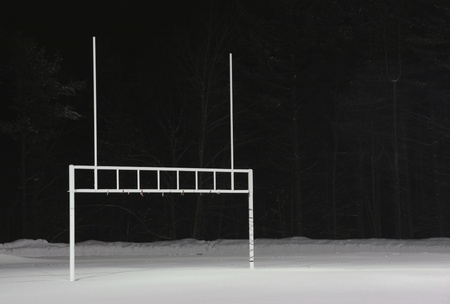 Football off season photo