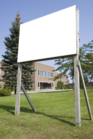 nobody real: Commercial or industrial building for sale for manufacturing Stock Photo