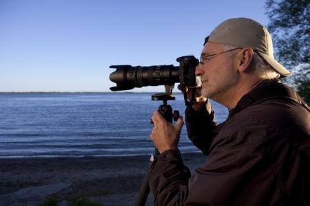 oudoors: Nature or Bird Photographer