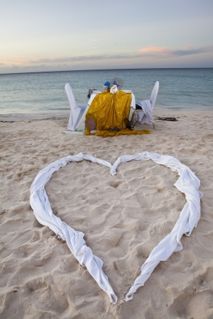 inclusive: Romantic Dinner for Two at the Beach