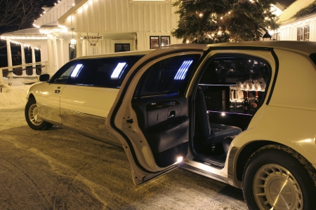 Your limo is waiting