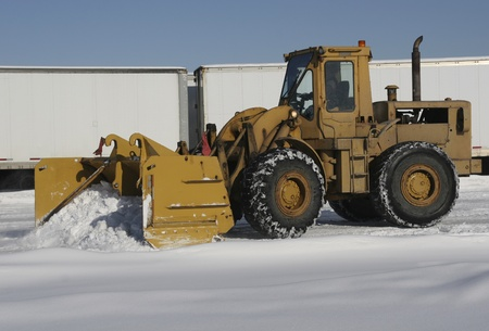 driving conditions: Snow Plow