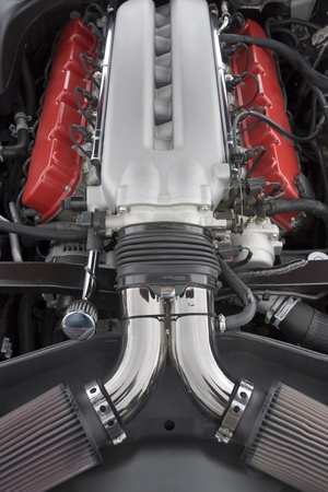 V10 Engine photo