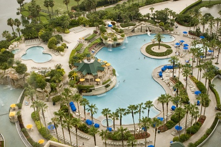 orlando: Hotel Swimming Pool
