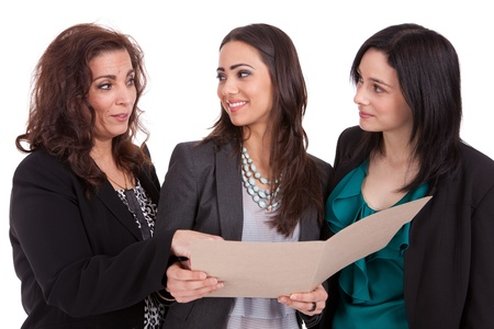 Women in business  Stock Photo