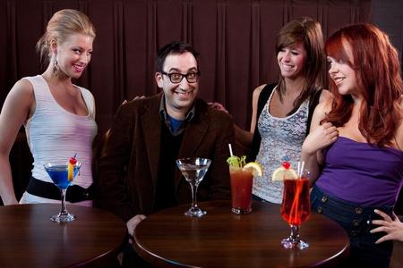 courtship: Ladies  Man