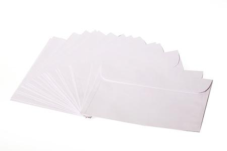 Close-up of envelopes Stock Photo - 17327307