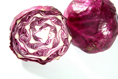 Close-up of cabbages Stock Photo - 17327325
