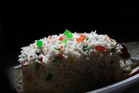 Close-up of fruit rice Stock Photo - 17327349